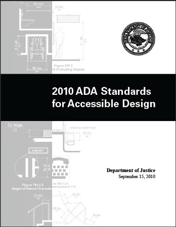 ADA standards document
