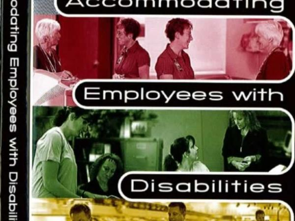 Accommodating Employees with Disabilities DVD