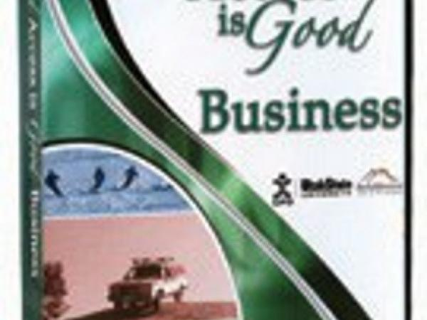 Good Access is Good Business DVD