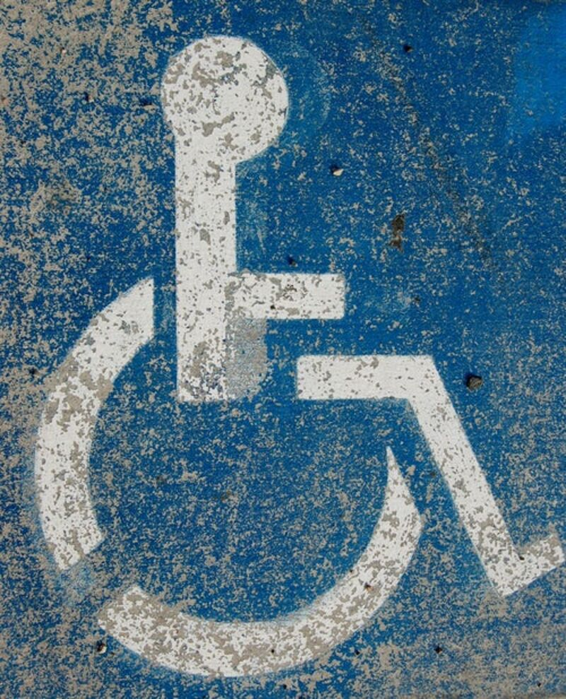 The International Symbol of Accessibility