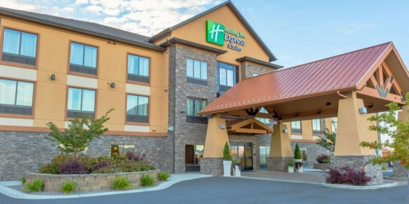 Holiday Inn Express in Helena, MT